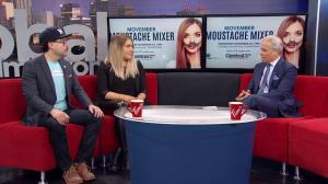 Movember 2018 about to wrap up for another year in Edmonton