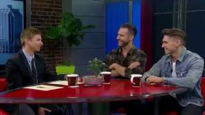 Award winning indie film drops anchor in Halifax