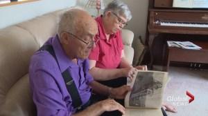 Coalhurst resident shares stories in honour of Miner's Days
