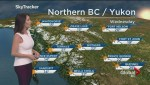 BC Evening Weather Forecast: May 15
