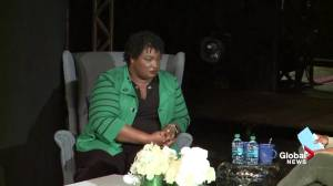 Stacey Abrams tells Oprah Winfrey her job will be to serve all Georgians if elected