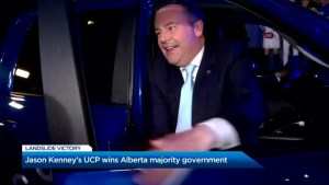 Breaking down Jason Kenney's UCP victory