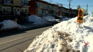 LaSalle residents confused and frustrated by lack of snow removal