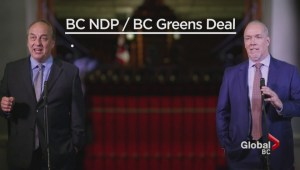 NDP-Green alliance unveils its deal