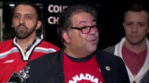 Calgary Mayor Naheed Nenshi 'disappointed' by Olympic plebiscite result