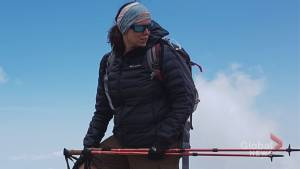 Moncton woman climbs Kilimanjaro to keep a promise to her late husband