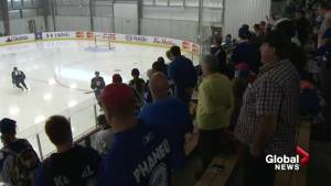 Maple Leafs open training camp in Nova Scotia in front of Maritime fans