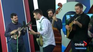Canadian bluegrass band makes Calgary stop on Western Canada tour