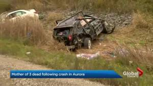 Woman charged with impaired driving in fatal crash on Hwy. 404 in Aurora : OPP