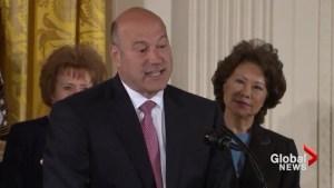 Trump economic adviser Gary Cohn resigns