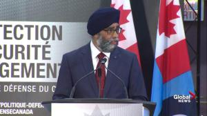 New defence policy to provide broader health benefits for soldiers, vets