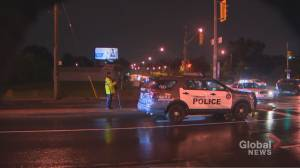 Driver sought in Scarborough hit-and-run