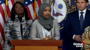 'It is a priority to make sure that we are restoring hope in our democracy': Ilhan Omar