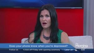 Cellphone depression explained
