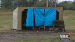 2 temporary homeless shelters set up in Wetaskiwin