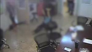 Videos show alleged abuse of minors in Arizona migrant shelter