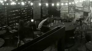 1 dead, 4 injured in brazen shooting inside downtown bar