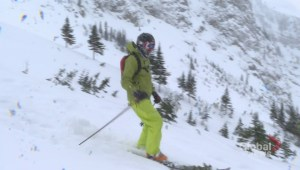 Riding the slopes with Paralympic cross-country skier Brian McKeever