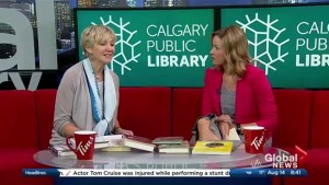 Summer 2017 reading list from the Calgary Public Library