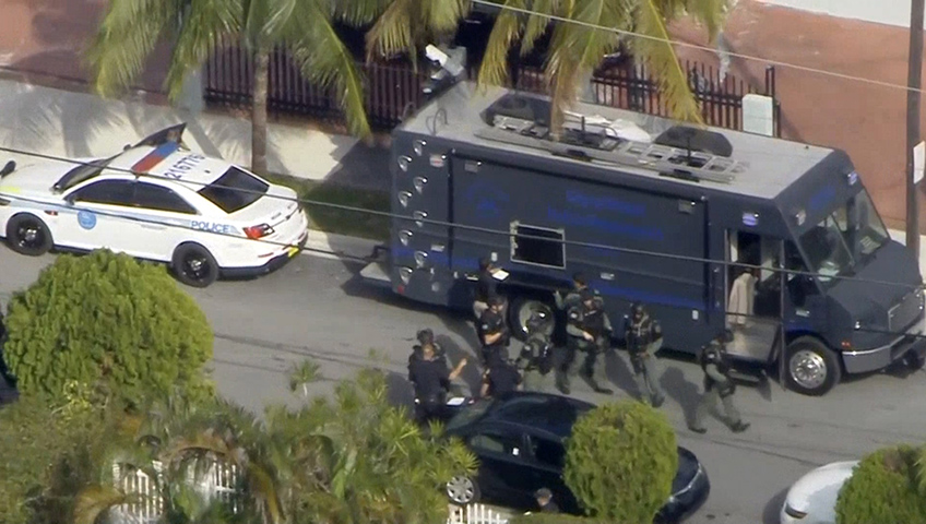 Reported hostage situation at Miami Club, finds nothing