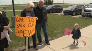 Reluctant victory for Strathmore residents temporarily shutting down composting facility