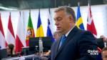 EU Parliament to vote on rebuking Hungary's Viktor Orban