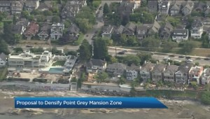 Vancouver Councillor Pushes Proposal to Densify Point Grey Mansion Zone