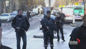 Terror attempt thwarted amid Charlie Hebdo commemorations in Paris
