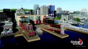 Halifax's waterfront to get $200M transformation