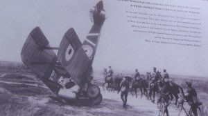 Honouring Canadian World War One aviators