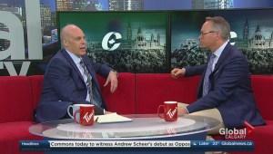 David Taras discusses the Conservative leadership race