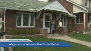 Allegations of misconduct in real estate market