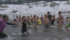 Summerland Polar Bear Swim 2018