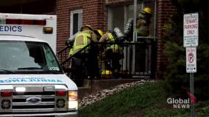 Investigators deem fatal Oshawa apartment fire as a homicide