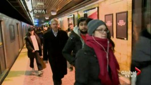 TTC board looks for ways to ease overcrowded Line 1 subway commutes