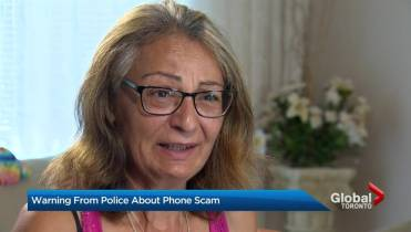 Phone scammers spoofing numbers to fool people into thinking their