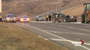 Defence calls witnesses in trial for Lethbridge man charged with dangerous driving causing death