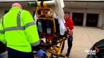 Midterm Elections: Ambulance helps Indianapolis nursing home patient cast her vote