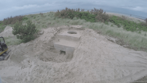 Uncovering D-Day remains on Juno Beach