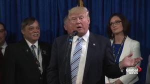Donald Trump wades into Canadian pipeline debate