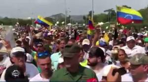 Senior military officials defect as Venezuela's crisis deepens