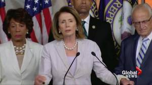 Nancy Pelosi calls for interdependent commission to investigate Trump's possible Russia ties