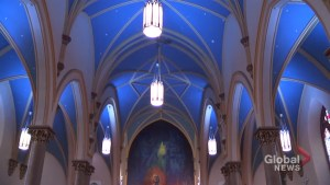 Gothic cathedrals across Ontario were inspired by the design of Notre Dame