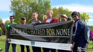 Race against racism in Saskatoon