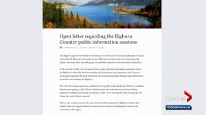 Politicians speak out on controversy surrounding Bighorn Country consultations