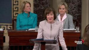 Sen. Susan Collins will vote yes to confirm Kavanaugh to Supreme Court