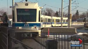 Edmonton councillor wants investigation after LRT ends up on wrong track