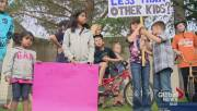 Play video: Prairie Spirit School Division parents rally for education funding