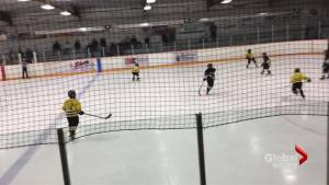 Magrath Atom Chiefs win gold at provincial hockey championship