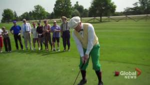 Golf Historical Society celebrates the origins of the game